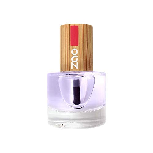 Zao - Bambus Nagellack - Nr. 635 / Nagelhärter - 8 ml