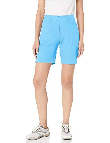PUMA Damen 2019 Pounce Bermuda Shorts, Ethereal Blue, Large