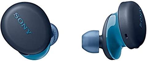 ソニー 完全ワイヤレスイヤホン WF-XB700 : 重低音モデル / 最大9時間連続再生 / マイク搭載 2020年モデル ブルー WF-XB700 L