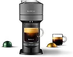 Nespresso ENV120GY Vertuo Next Coffee and Espresso Maker, Machine only, Dark Gray