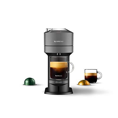 Nespresso ENV120GY Vertuo Next Coffee and Espresso Maker, Machine only, Dark Grey
