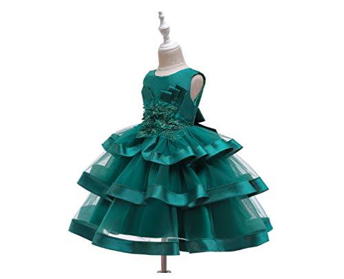 Vestido Sin Mangas Niñas Vestido De Princesa