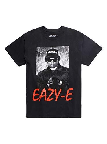 Eazy-E Compton HAT Photo Funny Classic Unisex T Shirt, Hoodie, Hooded Sweatshirt, Long Sleeves Shirt, Sweatshirt 3XL 4XL 5XL Included White