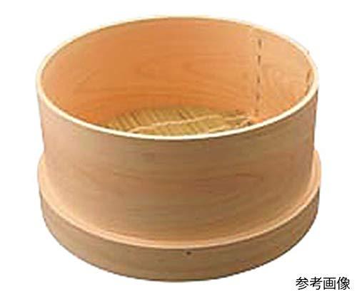 アズワン 桧和セイロ(羽釜用) 30cm 底裏内径310(4穴)/62-8192-43