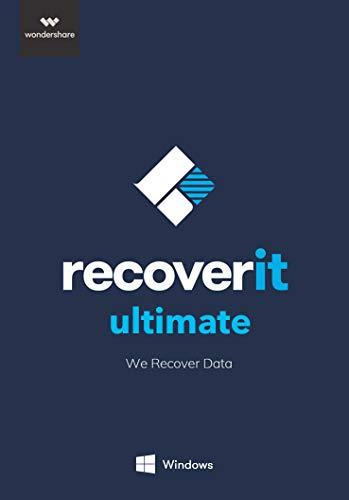 RecoverIt ULTIMATE-Datenrettung Windows (Product Keycard ohne Datenträger)