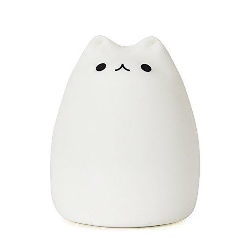 Best Night Light for Feeding Baby - GoLine Cat Night Lamp