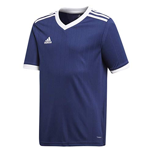 adidas Youth Tabela 18 Jersey Navy/White M