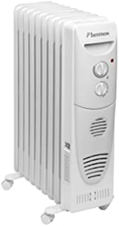 Bestron Oil radiator, 230 MB/s, 2000 W, Blanco, Power - Radiador
