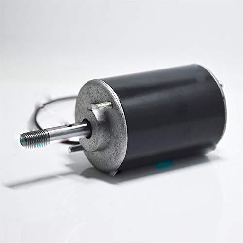 Zyilei- Motor Gleichstrom XD-3420 Rasenmäher Hochgeschwindigkeit, universeller einstellbarer Umkehrmotor mit niedrigem Rauschen DC-Mikromotor 30W DC-Motor, Verschleißfest ( Speed(RPM) : 24V 7000rpm )