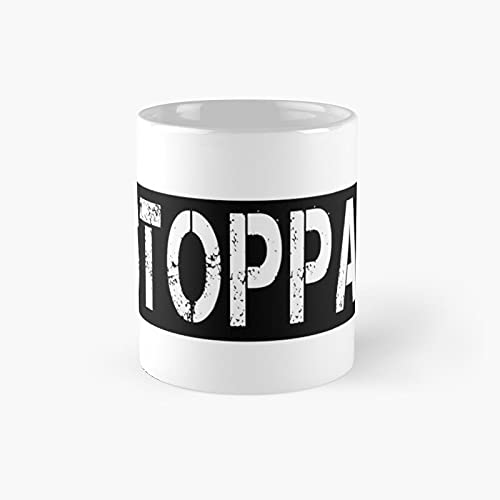 Unstoppable One Word Motivation Classic Mug - 11 Ounce For Coffee, Tea, Chocolate Or Latte.