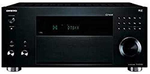 Onkyo TX-RZ3100 11.2-Kanal-Netzwerk-AV-Receiver (200 W/Kanal, Dolby Atmos und DTS:X, Bluetooth, WLAN, Streaming, Musik Apps wie Spotify u.a., Chromecast, FlareConnect) Schwarz