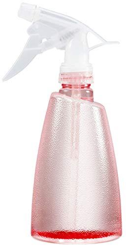 Chingde 500ml Spray Bottle, Water Sprayer Bottle Empty, Trigger Sprayers Bottle, Clear Sprayer Bottles, Plastic Spray Bottles, Refillable Spray Bottle,for Cleaning Gardening Spray Hair (Pink)
