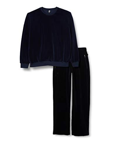 Trigema 6545018, Survêtement Femme, Bleu (Navy 046), XXX-Large