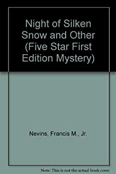 Night of Silken Snow and Other Stories (Five Star Mystery Series) 0786234199 Book Cover