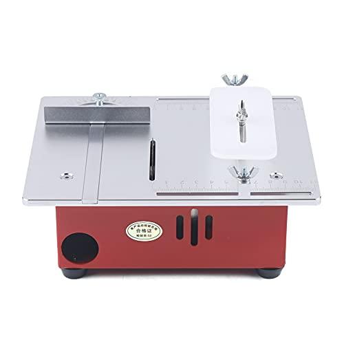 9200/min, 96 W, sierra circular de mesa multifunción, sierra circular de precisión, profundidad de corte máxima de 13 mm, rango de sujeción de hasta 0,3-6,5 mm