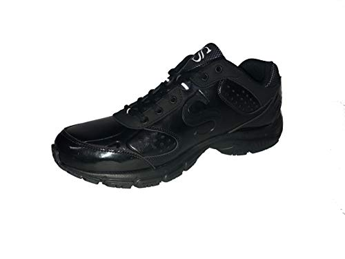 Smitty | BKS-SC1 | Black | Professional Official's Court Shoe | Basketball | Wrestling | Volleyball | Referee's Choice! (12)