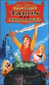 Taron e la Pentola Magica - vhs