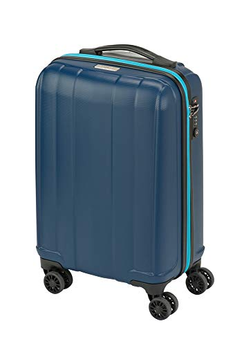 Princess Traveller Montreal Traveller with TSA Lock Koffer, 33 Liter, Blue