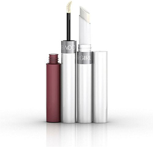 CoverGirl Outlast All Day Lipcolor, Mauve Muse [585] 1 ea (Pack of 4) Cover Girl Outlast All Day Lip Color
