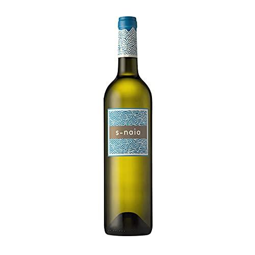 Vino Blanco S-Naia Sauvignon de 75 cl - D.O. Rueda - Bodegas Naia (Pack de 1 botella)