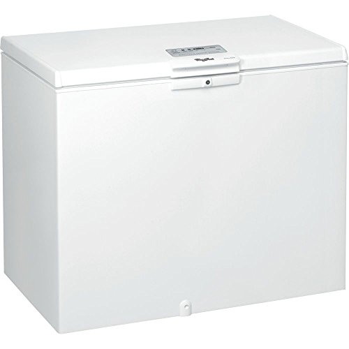 WHIRLPOOL Congelatore Orizzontale WHE31352FO 6° Senso Classe A++ Capacità Lorda/Netta 315/311 lt Colore Bianco