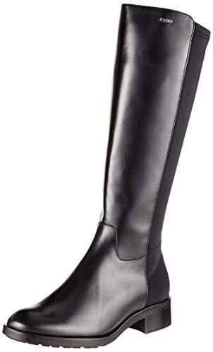 Högl Damen HIGHFLIER Sneaker, Schwarz (Schwarz 0100), 40 EU