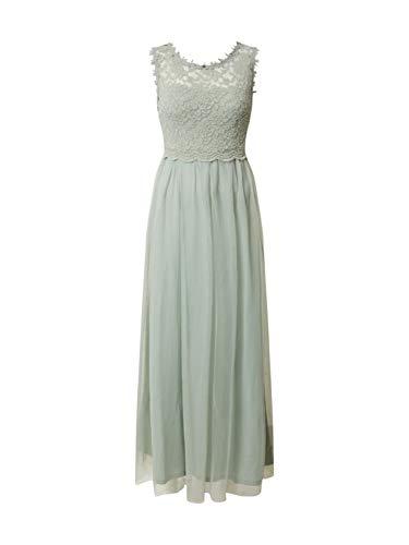 Vila Damen Abendkleid Lynnea pastellgrün 40