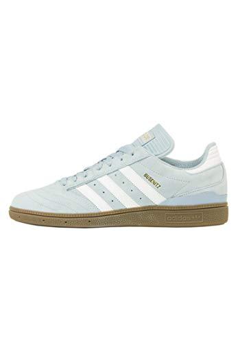 adidas Skateboarding Busenitz, Ash Grey-Footwear White-Gum, 9,5