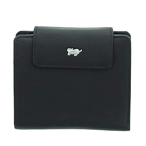 Braun Büffel Miami Geldbörse Leder 11 cm