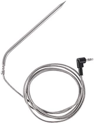 GRILLME Replacement High Temperature Meat BBQ Probe for Camp Chef NTC Pellet Grills product image