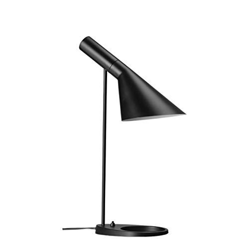 SMEJS Lámpara de mesa nórdica Personalidad creativa Retro Simple moderno para niños Lámpara de estudio Lámpara de estudio