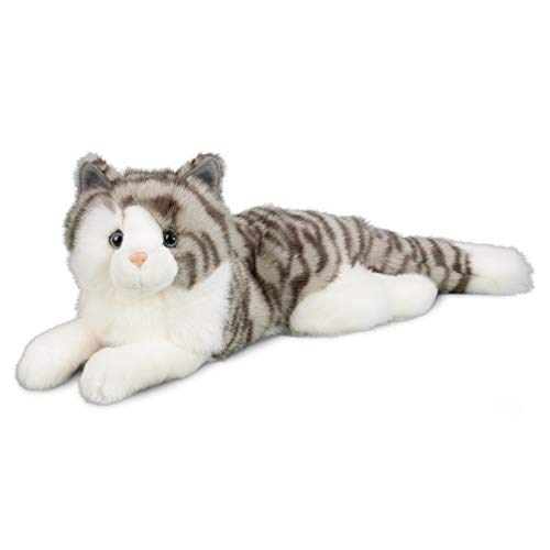 Douglas Smokey Gray Cat Plush Stuffed Animal
