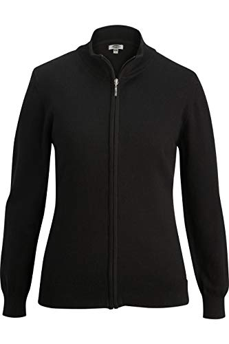 Zip-up Sweater for Women's