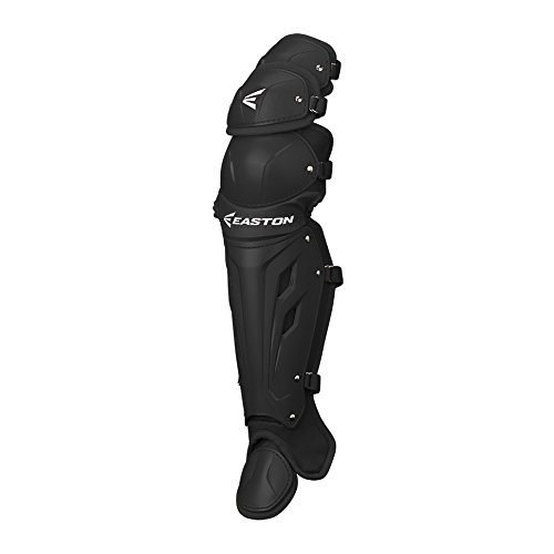 Easton Junior M7 Catchers Leg Guard, Black