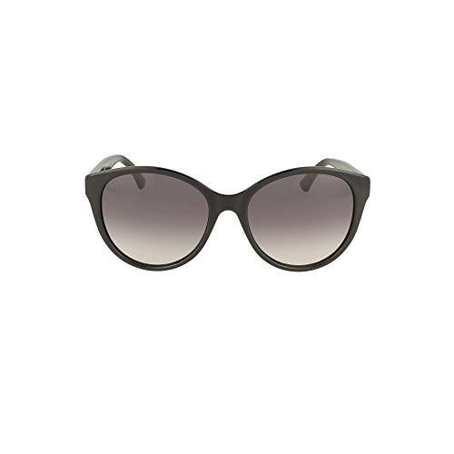 Gucci Occhiali da Sole GG0631S BLACK/GREY SHADED 56/18/145 donna