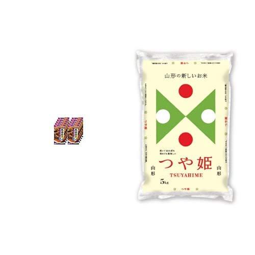 味の素 Cook Do 麻婆茄子用 66g×10個 +  【精米】山形県産 白米 つや姫 5kg 令和元年産
