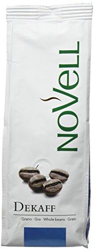 Cafes Novell Café Descafeinado En Grano - 4 Paquetes de 250g