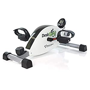 DeskCycle 2 Under Desk Exercise Bike and Pedal Exerciser (Renewed)