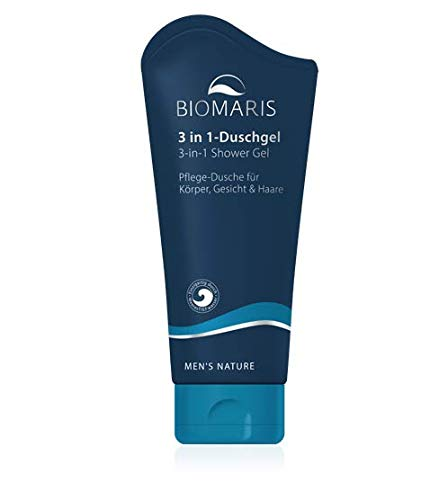 Biomaris Men´s Nature 3 in 1 Duschgel 200ml