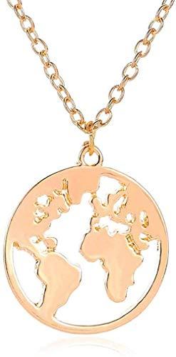 Liuqingzhou Co.,ltd Collar Collar Mariposa Collares llamativos Colgantes Mujer Gargantillas Gargantilla Cadena de Ondas de Agua Babero Amarillo Relleno Chunky Jewelry-N00196