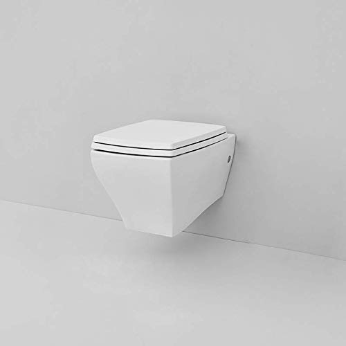 WC Suspendu Jazz The Artceram Art. jzv001 Cache-Pot Non Inclus