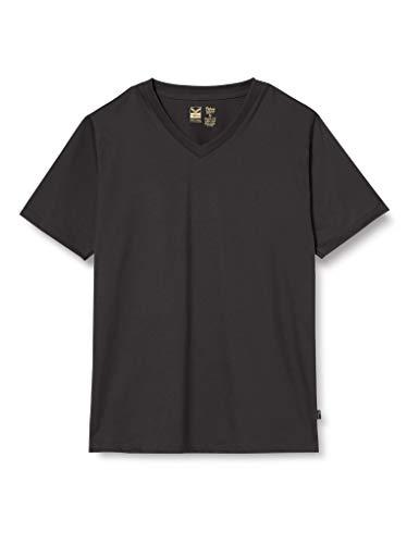 Trigema Herren 637203 T-Shirt, Schwarz (schwarz 008), XX-Large