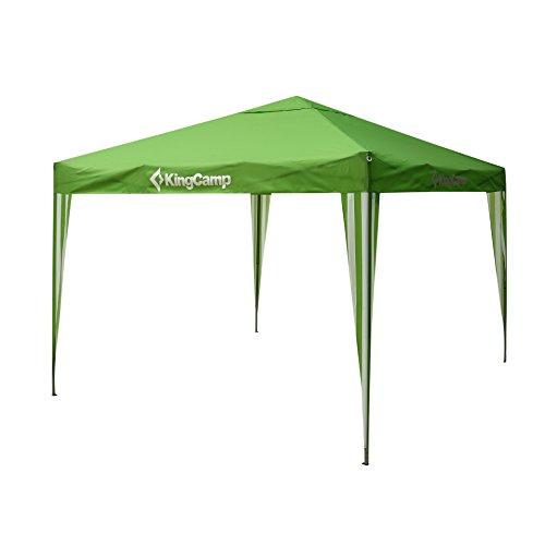 KingCamp Easy Up, 1500 mm, rostfrei, wasserfest, für Picknick, Camping, Partys, Fischerei im Freien