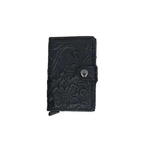 Secrid - Ornament Mini Wallet, Black, OS