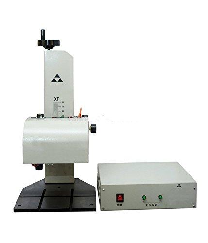 200W Qd01automatique pneumatique Marquage machine, EN ALUMINIUM de codage machine, imprimante d'étiquettes, pièces en métal machine de gravure, Label Embossor