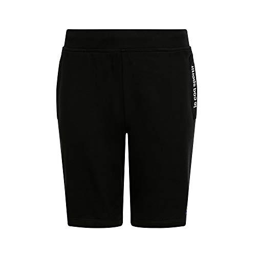 Le Coq Sportif Boys Ess Short Regular N2 Enfant Black 12A
