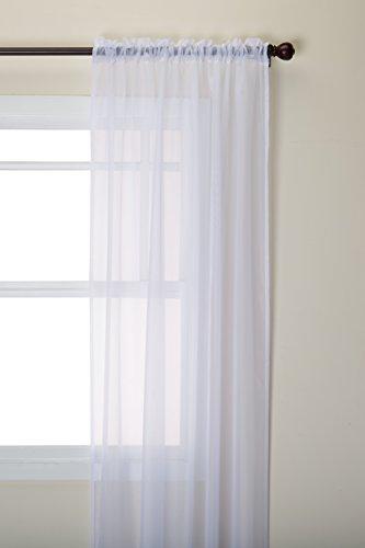 cortina translucida fabricante Colchas Concord