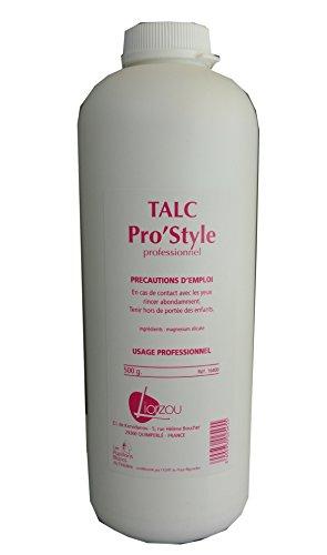Pro'Style Paris Talc Professionnel 500g
