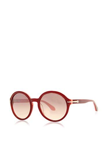 Calvin Klein CK4223S-337-52 Gafas, rojo-salmón/espejo marrón, 52/20/135 para Mujer