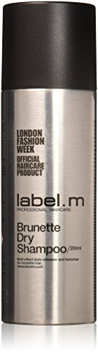Label M Label.M Dry Shampoo Brunette 200,0 Ml